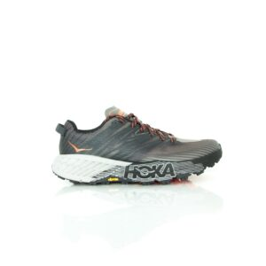Hoka Speedgoat 4 Dark Gull Grey/Anthracite Mens Trail Running Shoe
