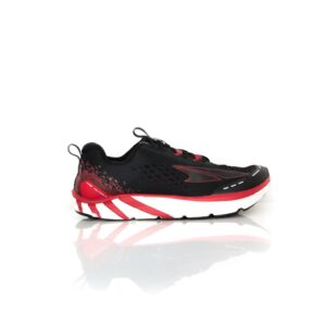 Altra Torin 4 Black/Red ALM1937F061 Mens Road Running