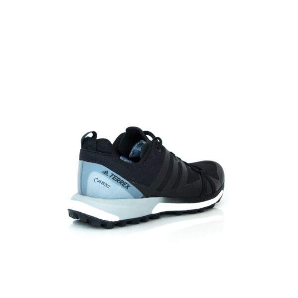 Adidas Terrex Agravic GTX Core Black/White BB0969 Womens Trail Running