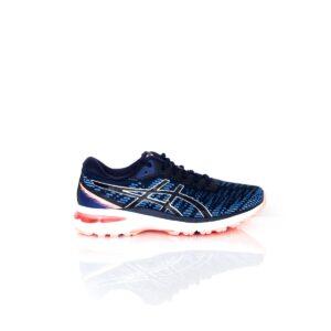 Asics Gel-Pursue 6 Wide (D) Peacoat/Peacoat Womens Road Running Shoe