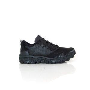 Asics Fuji Trabuco 8 GTX Black/Black Womens Trail Running Shoe