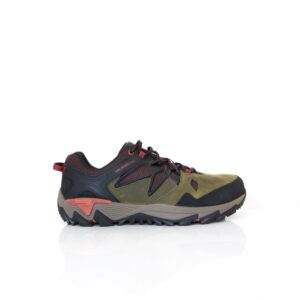 Merrell All Out Blaze 2 Dark Olive Mens Hiking Vibram
