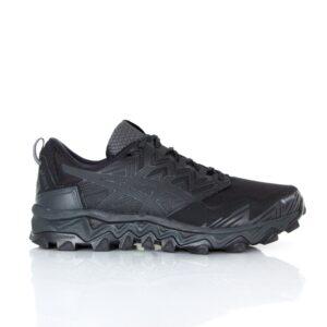 Asics Fuji Trabuco 8 GTX Black/Black Mens Trail Running