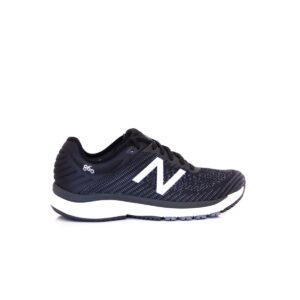 New Balance W860K10 v10 (D) Black/Gunmetal/Lead Womens Road Running Shoe