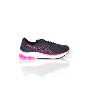 Asics Gel-Pulse 11 Graphite Grey/Black Womens Road Running Shoe