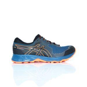 Asics Sonoma 4 GTX Mako Blue/Koi Mens Trail Running