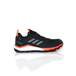Adidas Terrex Agravic TR GTX Core Black/Grey Four/Solar Red EF6868 Mens Walking