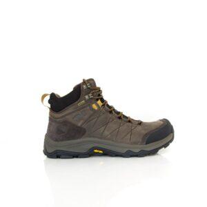 Teva Arrowood Riva Mid Walnut Brown Mens eVent Walking Shoe