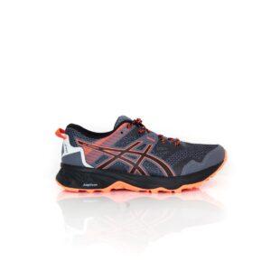 Asics Sonoma 5 Wide (D) Metropolis/Black Womens Trail Running Shoe