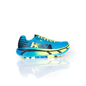 Hoka Evo Mafate Cyan/Citrus Mens Trail Running Shoe