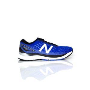 New Balance 880v9 M880UB9 Blue/Black/Silver Metallic Mens Road Shoe