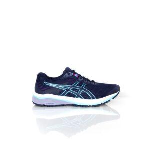 Asics GT-1000 8 Wide (D) Peacoat/ Ice Mint Womens Road Running Shoe