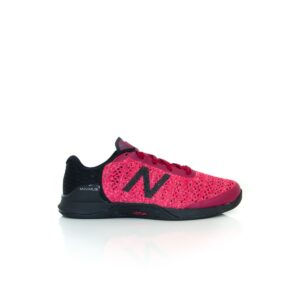 New Balance Minimus Prevail WXMPCP1 Neo Crimson/Candy Pink/Black Womens Weightlifting Shoe