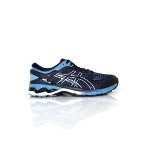Asics Kayano 26 (2E) Midnight/Grey Floss Mens Road Running
