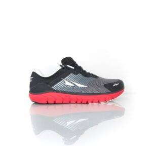 Altra Provision 4 Black/Gray/Red ALOA4PEA034 Mens Road Running