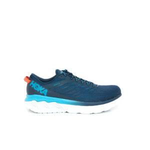 Hoka Arahi 4 Majolica Blue/Dresden Blue Mens Road Running Shoe