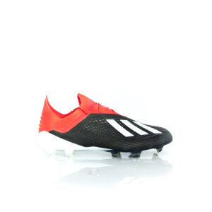 Adidas X 18.1 FG Core Black/Cloud White/Active Red BB9345 Football Boots