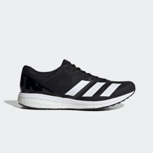 Adidas Boston 8 Core Black/Cloud White/Grey G28861 Mens