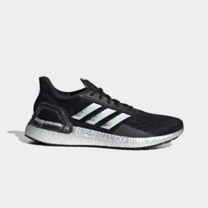 Adidas Ultraboost PB Core Black/Cloud White/Signal Coral EG0428 Mens
