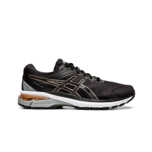 Asics GT-2000 8 (2E) Black/Rose Gold Womens