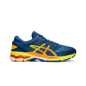 Asics Kayano 26 Mako Blue/Sour Yuzu Mens