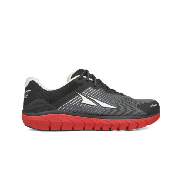 Altra Provision 4 Black/Gray/Red ALOA4PEA034 Mens