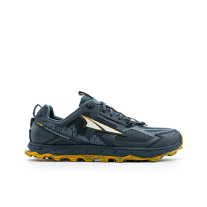 Altra Lone Peak 4.5 Carbon Blue Mens
