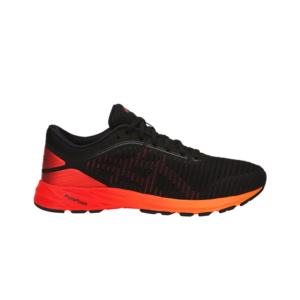 Asics Dynaflyte 2 Black/Fiery Red/Shocking Orange Mens