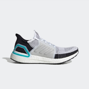 Adidas Ultraboost 19 Cloud White/Cloud White/ Collegiate Royal G54012 Mens