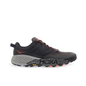 Hoka Speedgoat 4 (2E) Dark Gull Grey/ Anthracite Mens