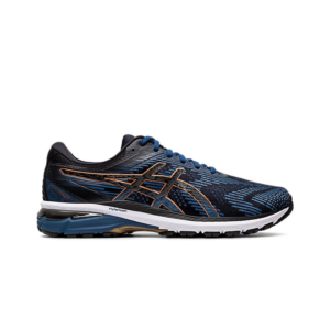Asics GT-2000 8 (2E) Grand Shark/Black Mens
