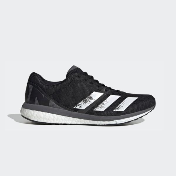 Adidas Boston 8 Core Black/Cloud White/Grey EG7892 Mens