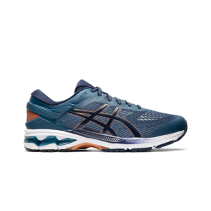 Asics Kayano 26 (2E) Grand Shark/Peacoat Mens