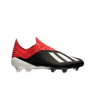 Adidas X 18.1 FG Core Black/Cloud White/Active Red BB9345