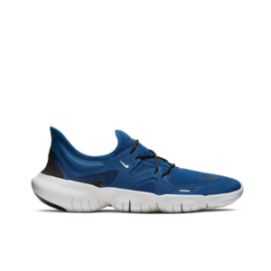 Nike Free Run 5.0 Coastal Blue/Black Mens