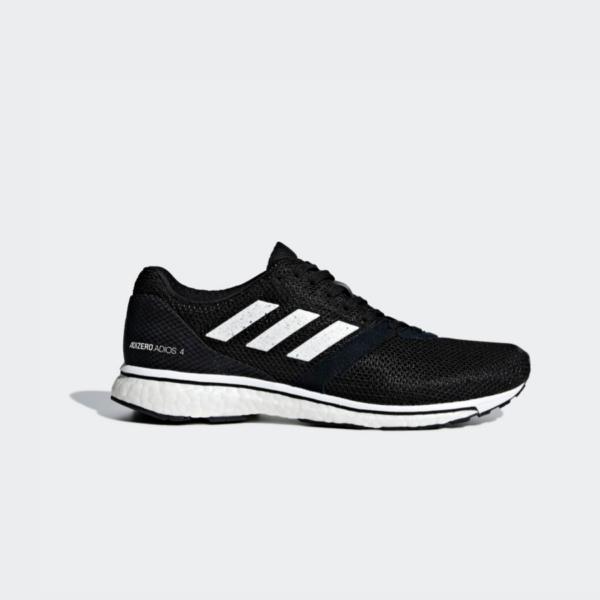 Adidas Adizero Adios 4 Core Black/Cloud White/Core Black B37377 Womens