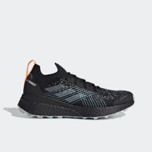 Adidas Terrex Two Ultra Parley Core Black/Dash Grey/Blue Spirit EH0081 Womens