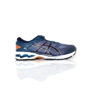 Asics Kayano 26 (2E) Grand Shark/Peacoat Mens Road Running
