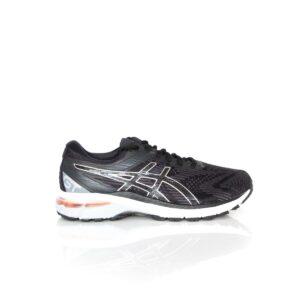 Asics 2000 8 Narrow (2A) Black/Rose Gold Womens Road Running Shoe