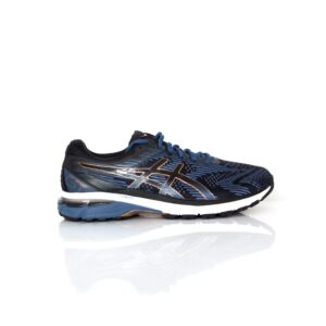 Asics GT-2000 8 (2E) Grand Shark/Black Mens Road Mens