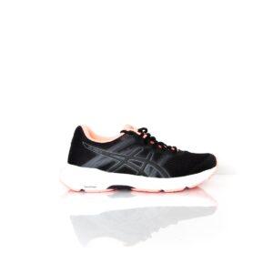 Asics Exalt 5 Black/Metropolis Womens Road Running Shoe