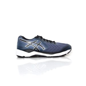 Asics Foundation 13 (4E) Dark Blue/Black/White Mens Road Running
