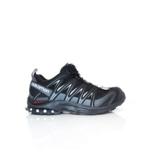 Salomon XA Pro 3D (2E) Black/Magnet/Quiet Shade Mens Trail Walking Shoe