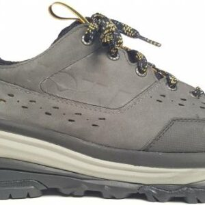 Hoka Tor Summit Steel Grey/ Golden Rod Mens