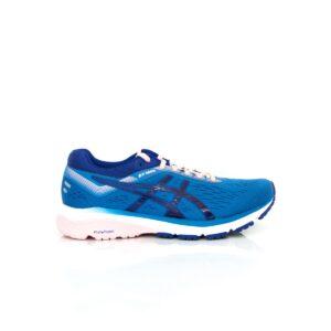 Asics 1000 7 Wide (D) Azure/Blue Print Womens Road Running