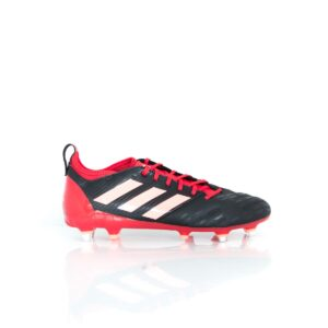 Adidas Malice Elite (SG) Core Black/Signal Core/ Scarlet EH0142 Rugby Boots