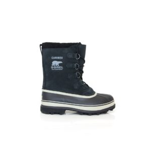 Sorel Caribou Black Stone Womens Waterproof Boot