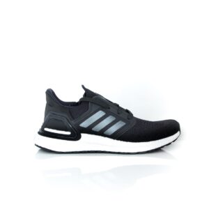 Adidas Ultraboost 20 Core Black/Night Metallic/Cloud EG0714 White Womens