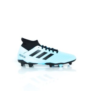 Adidas Predator 19.3 FG Bright Cyan/Core Black/Solar Yellow F35593 Football Boots