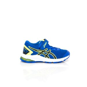 Asics GT-1000 9 PS Tuna Blue/Black Kids Road Running